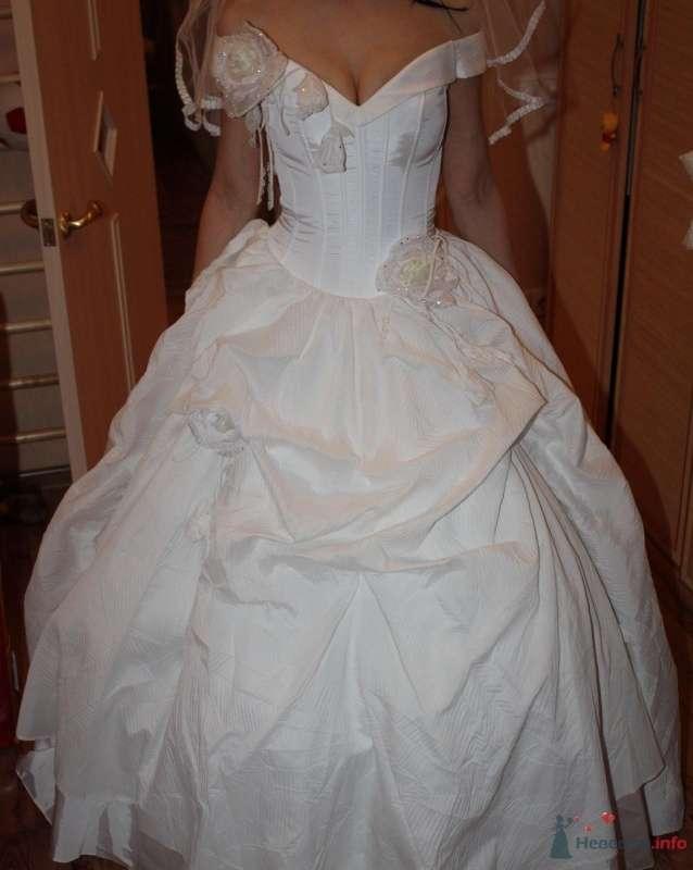 свадебное платье - фото 24525 qwerty303030