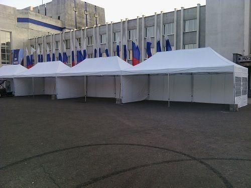 шатры 4х8 - фото 4593551 Mr. Shater - аренда шатров и тентов