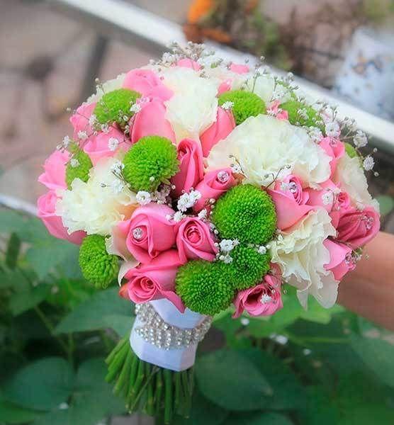 Фото 4600555 в коллекции Свадебные букеты и оформление - Цветочная империя