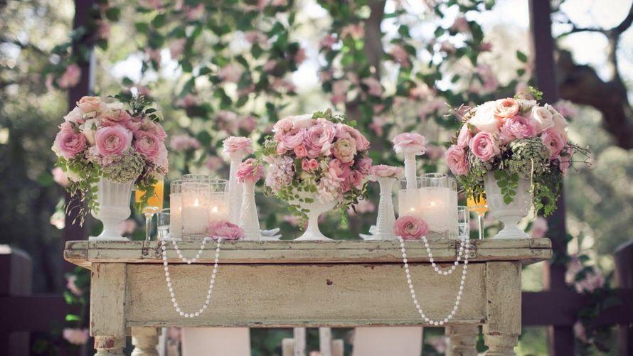 Фото 4600959 в коллекции Свадебные букеты и оформление - Цветочная империя