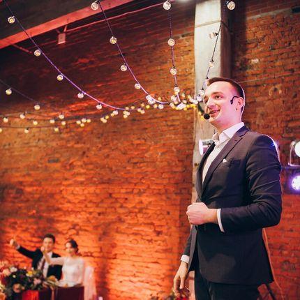 Шоу иллюзиониста на свадьбу