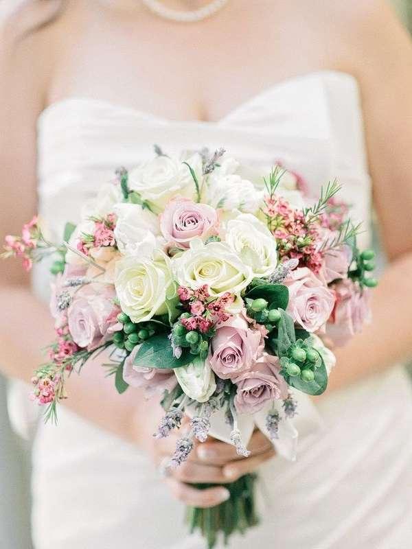 Фото 4628333 в коллекции Свадебное вдохновение от El Fleurs - Студия цветов El Fleurs