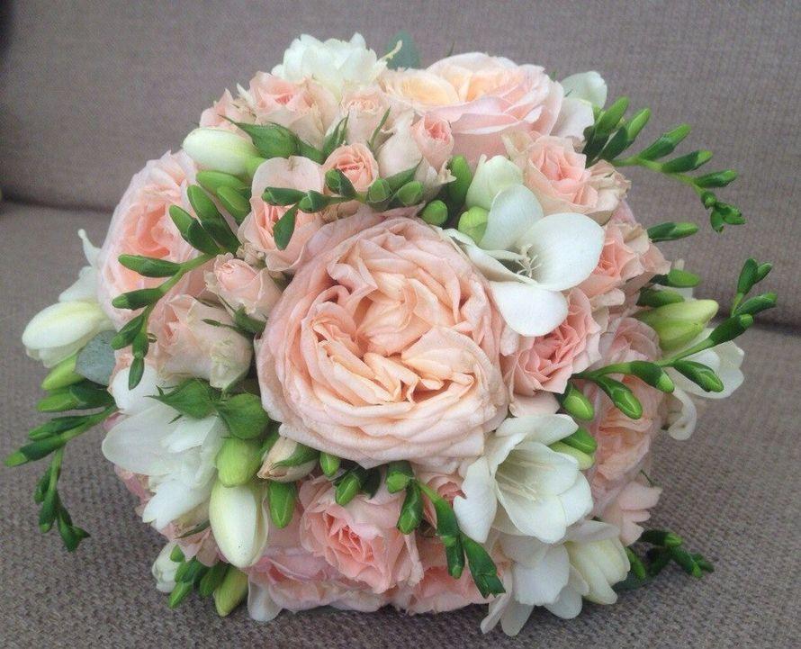 Фото 4628633 в коллекции Свадьбы. Архив. Букеты - Студия цветов El Fleurs