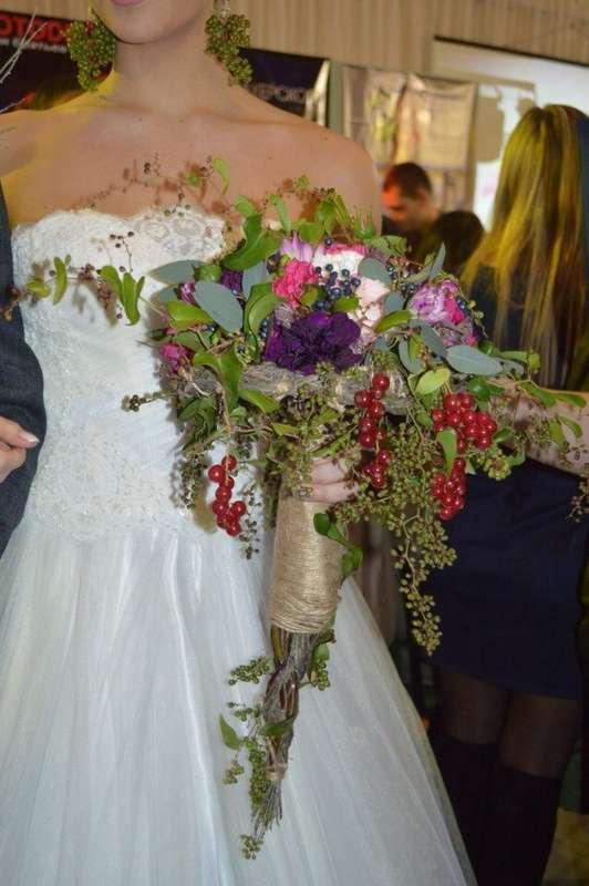 Фото 4628635 в коллекции Свадьбы. Архив. Букеты - Студия цветов El Fleurs
