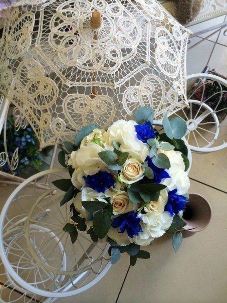 Фото 4628653 в коллекции Свадьбы. Архив. Букеты - Студия цветов El Fleurs