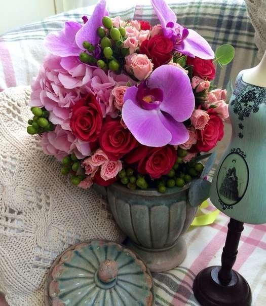 Фото 4628659 в коллекции Свадьбы. Архив. Букеты - Студия цветов El Fleurs