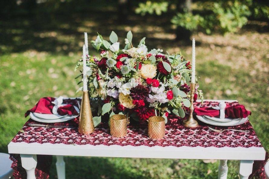 Фото 4628701 в коллекции Свадьбы. Архив. Букеты - Студия цветов El Fleurs