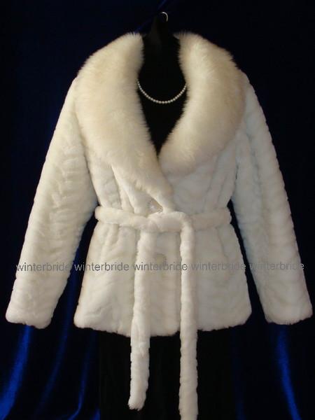 """Фото 838429 в коллекции Свадебные шубки на прокат - """"SELENA"""" - Свадебные платья и аксессуары"""