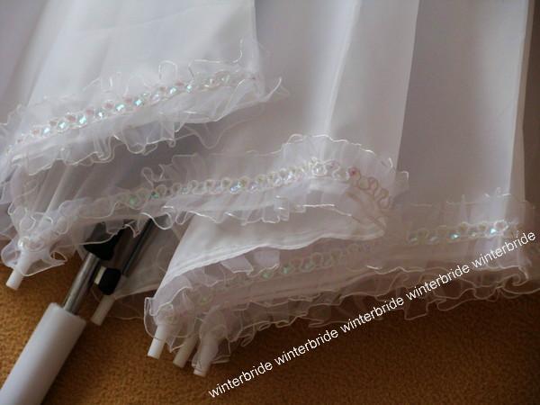 """Фото 838447 в коллекции Зонтики - """"SELENA"""" - Свадебные платья и аксессуары"""