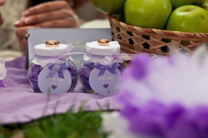 фиолетовый. сиреневый, зеленый, - фото 10438378 Невеста01