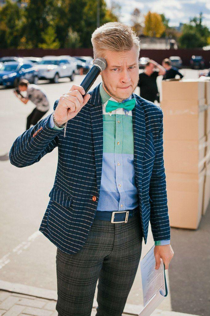 Фото 7038946 в коллекции 19.09 День Тест-Драйва Ford ТРК Тополь! - Ведущий шоумэн Евгений Строкин