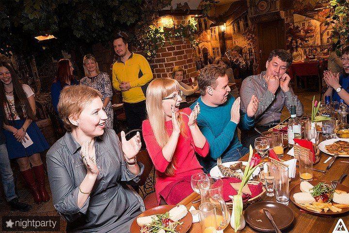 """Таким гостям """"ГИБ - ГИБ ...___-УУУРРРАААА!!!!))))) - фото 4718523 Ведущий Александр и DJ Владимир"""