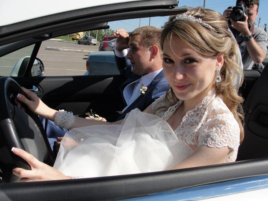 Свадьба Ирины и Дмитрия Саранск, 12 июля 2014 г. - фото 4726983 Кабриолет В Саранске
