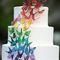 Радужная свадьба