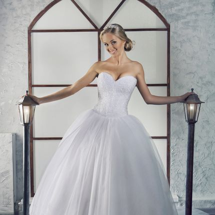 Свадебные платья 2016-17