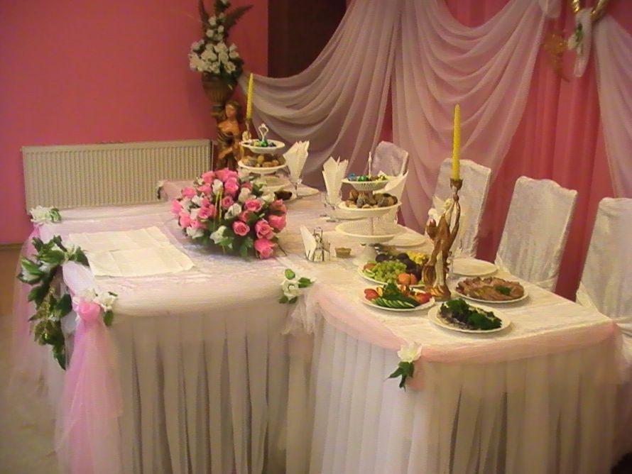 Фото 4833059 в коллекции Свадьба в розовом цвете - Декорация - организация и оформление свадеб