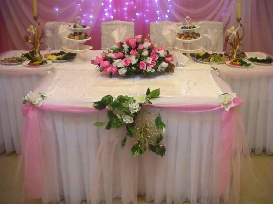 Фото 4833067 в коллекции Свадьба в розовом цвете - Декорация - организация и оформление свадеб