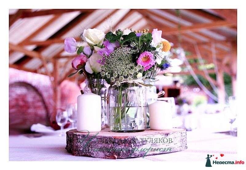 Растик свадьба - фото 340018 Частный флорист Александр Туляков