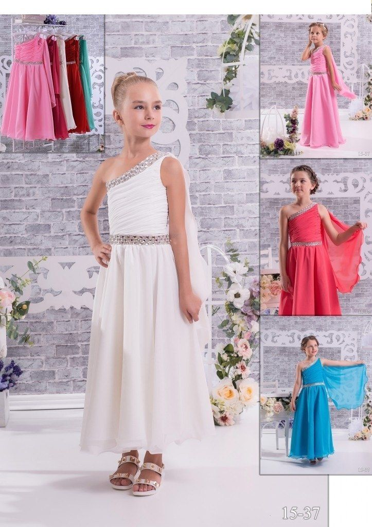 Платья для детей в греческом стиле