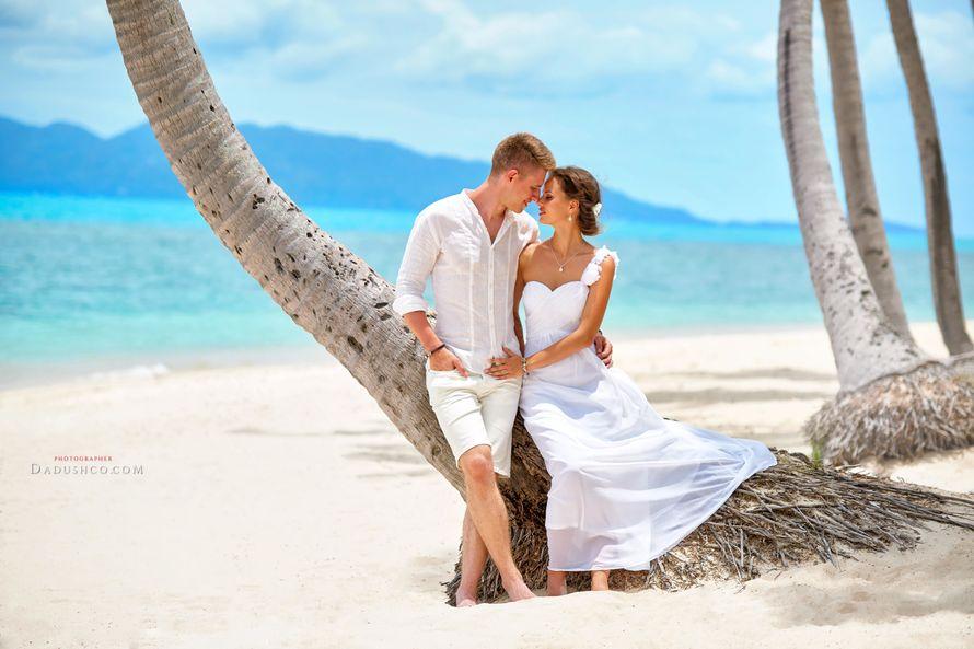 свадебные фотографии в таиланде ещё