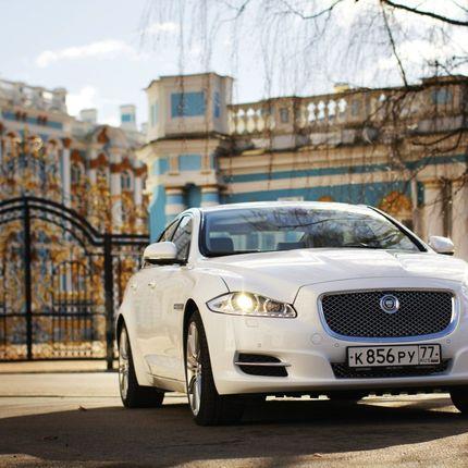 Аренда Jaguar XJ