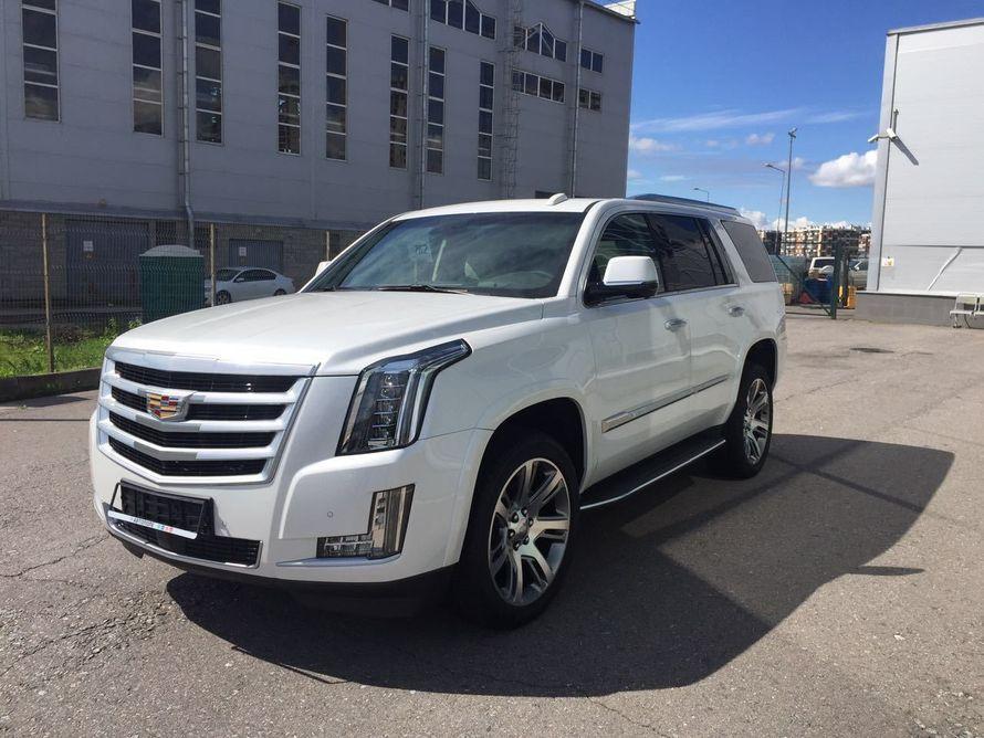 Cadillac Escalade NEW 2016