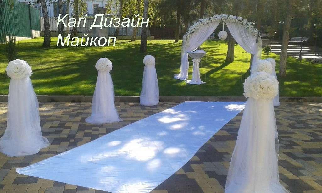 Фото 4899491 в коллекции Свадебный салон Kari Дизайн - Kari Дизайн  - оформление свадеб