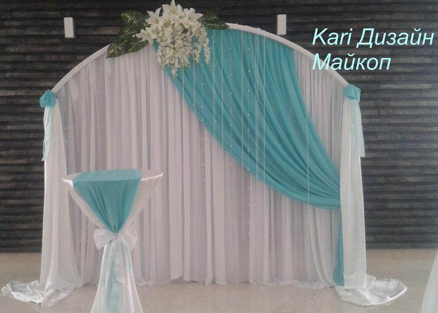 Фото 4899495 в коллекции Свадебный салон Kari Дизайн - Kari Дизайн  - оформление свадеб
