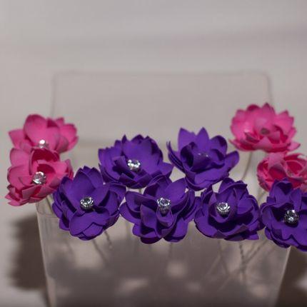 Цветы на шпильке