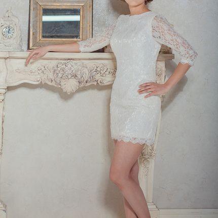 Платье на второй день свадьбы или девичник Рита