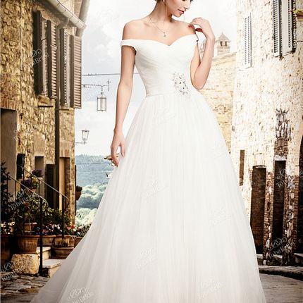 Свадебное платье Tobebride, арт. PP014