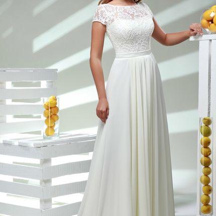 Легкое свадебное платье Николетта