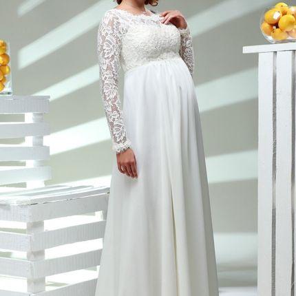 Свадебное платье для беременных Дарина
