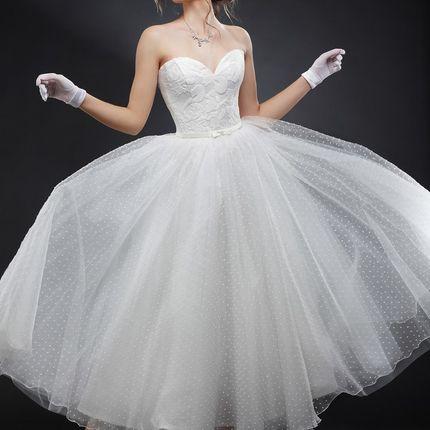 Свадебное платье Алексис, коллекция 2018 года