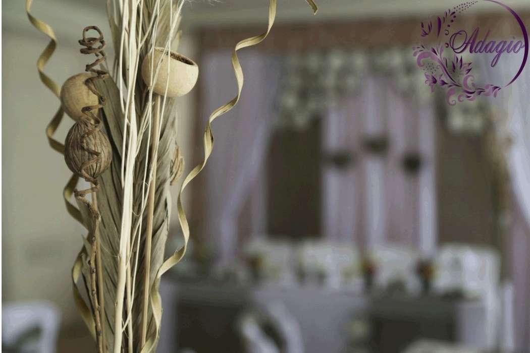 """Фото 4916533 в коллекции Свадьба в стиле rustic - """"Adagio"""" - свадебный декор"""