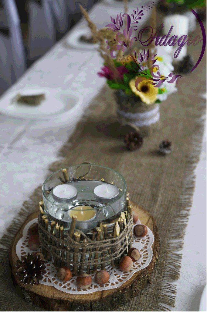 """Фото 4916541 в коллекции Свадьба в стиле rustic - """"Adagio"""" - свадебный декор"""