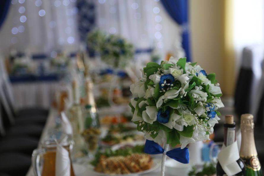 """Фото 4916633 в коллекции Небесная феерия) - """"Adagio"""" - свадебный декор"""
