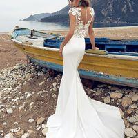 Свадебное платье - ПЕРЛ Коллекция 2016 года - The heart of the ocean  Смотрите цены в каталоге на нашем сайте -  По всем вопросам пишите в ЛС или звоните по номеру 8 (495) 645-19-08