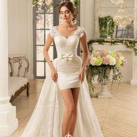 Коллекция 2016 - Impression Свадебное платье - 15369-1 Смотрите цены в каталоге на нашем сайте -  Запись на примерку 8 (495) 645-19-08