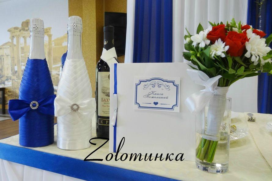 Фото 6342937 в коллекции Портфолио - Мастерская свадебных аксессуаров Zoloтинка