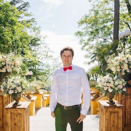 Ведущий на свадьбу + диджей в будние дни