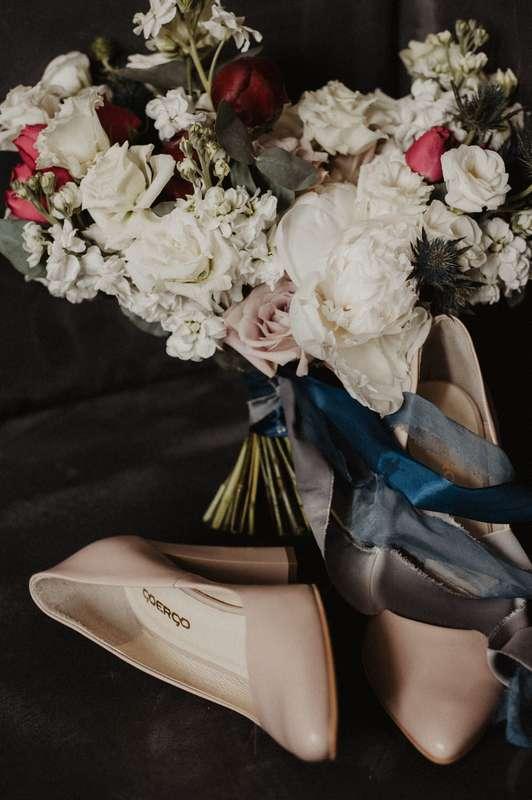 """Фото 17802896 в коллекции Портфолио - Свадебная студия """"Bloom bride"""""""