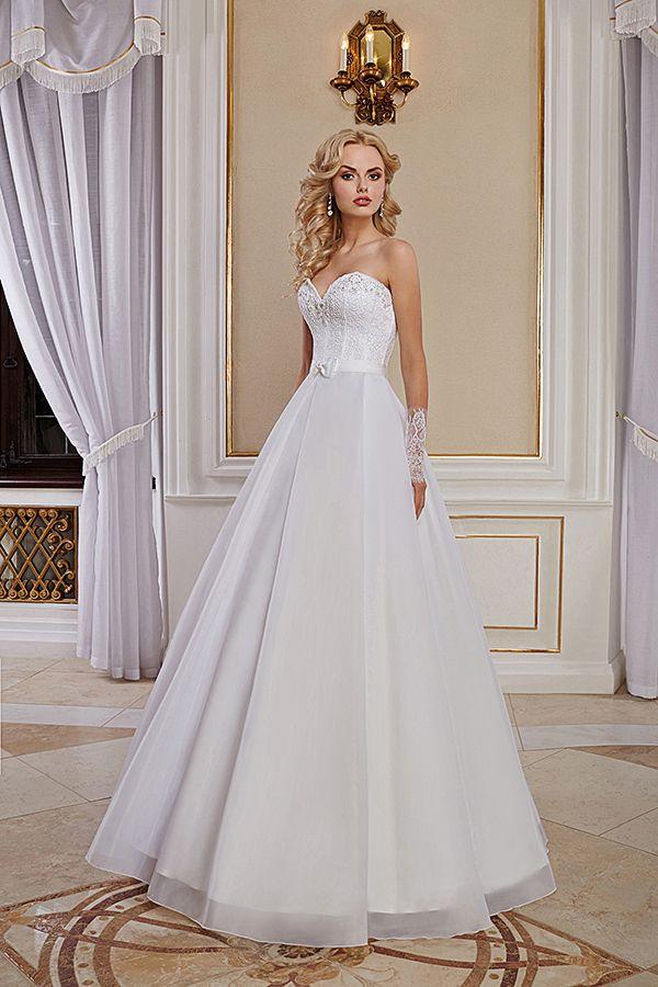 Свадебное платье Чувственность