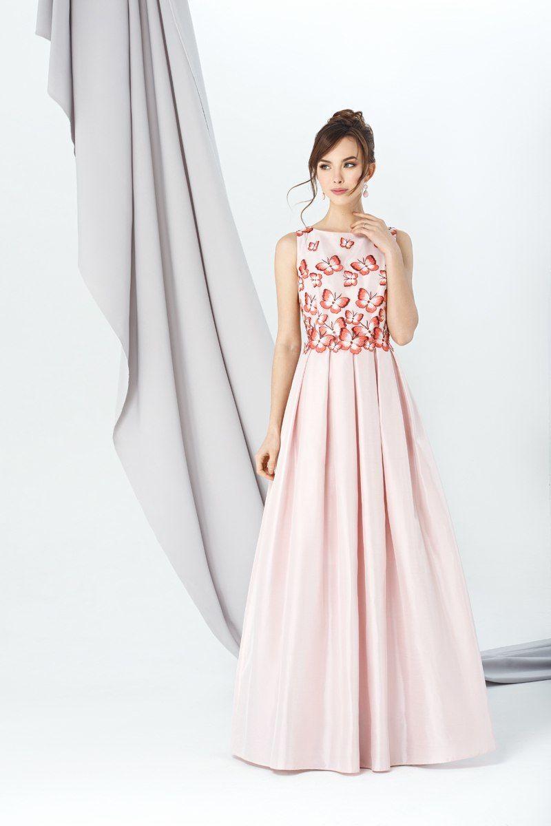 c2efefa537f Модель EMSE 0278 Вечернее платье А-силуэта