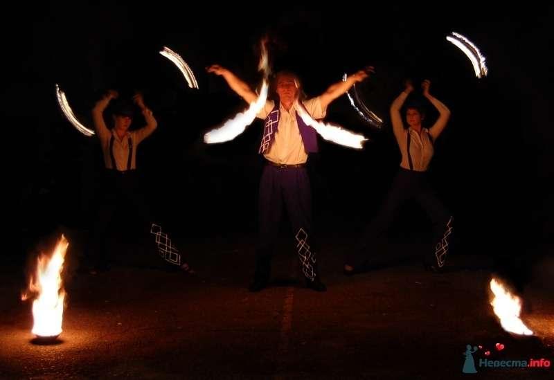 """Огненное (файр, fire) шоу в Хабаровске! Студия """"Найтфолл"""" - фото 408346 Огненное шоу - Студия """"Найтфолл"""""""