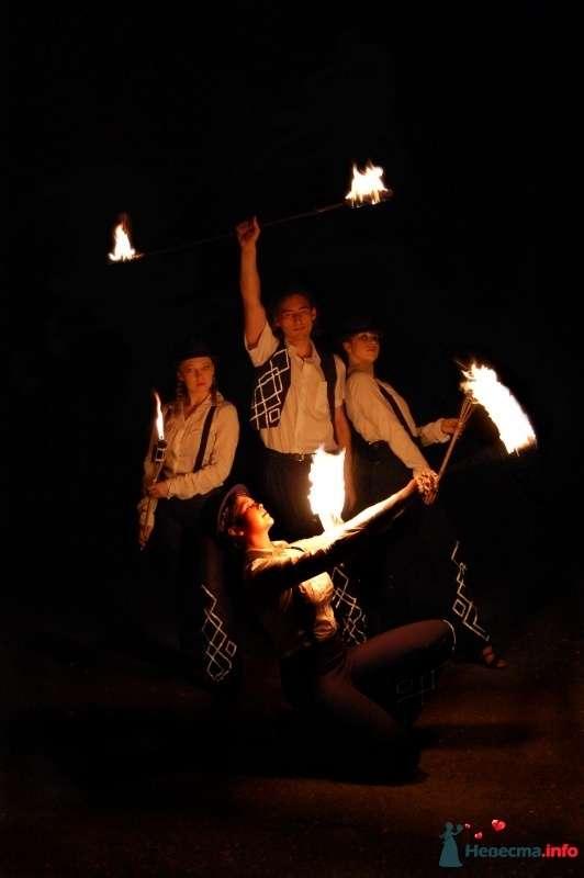 """Огненное (файр, fire) шоу в Хабаровске! Студия """"Найтфолл"""" - фото 408352 Огненное шоу - Студия """"Найтфолл"""""""