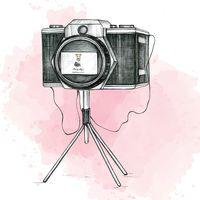Фотобудка в виде фотоаппарата PartyStar