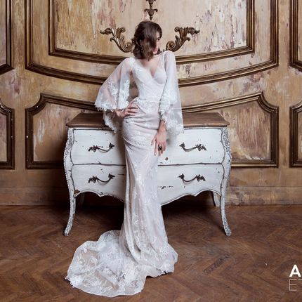 Свадебное платье Emmanuel
