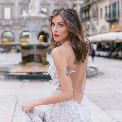 """Свадебное платье """"Kluni"""""""