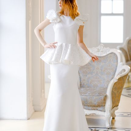"Платье ""Рапунцель"""